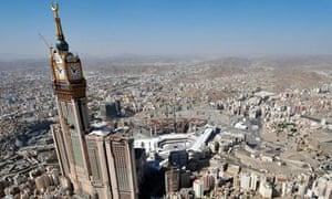 Mecca's mega architecture casts shadow over hajj | Art and