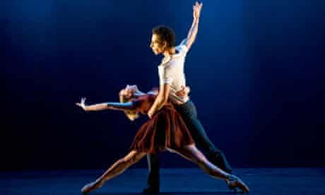Take Five by Birminham's Royal Ballet at Sadler's Wells
