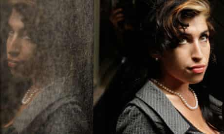 Amy Winehouse in 2009