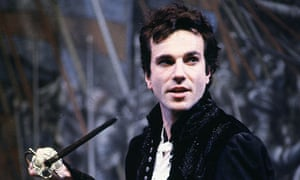 Daniel Day-Lewis as Hamlet at the National Theatre
