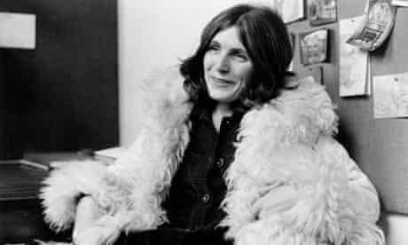 Caryl Churchill in 1972