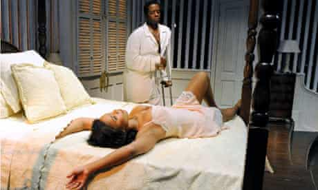 'Cat on a Hot Tin Roof' play at the Novello Theatre, London, Britain - 26 Nov 2009