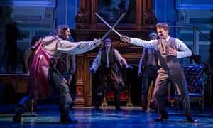 Finding Neverland at the Curve theatre, Leicester