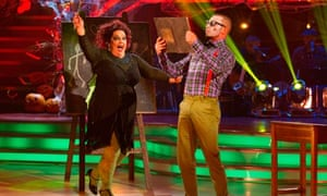 Strictly Come Dancing week five