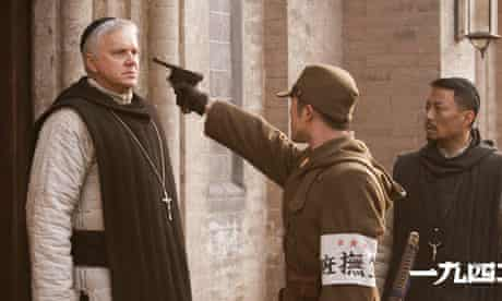 Tim Robbins in Back to 1942, directed by Feng Xiaogang