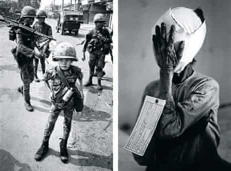 Images from the Vietnam war