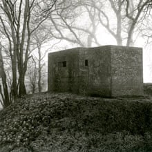 Pillbox by the Royal Canal, Appledore, Kent