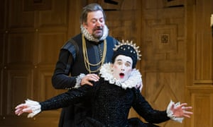 Twelfth Night – Stephen Fry and Mark Rylance