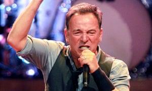 Bruce Springsteen in concert, Ottawa, Canada