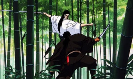 Ninja Scroll Review Animation In Film The Guardian