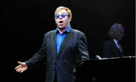 Elton John has already performed in Kuala Lumpur