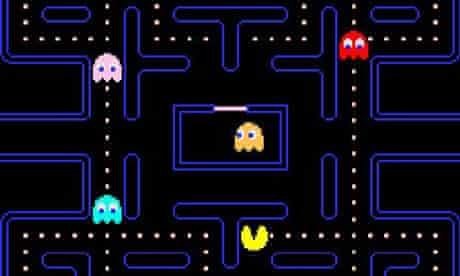 Pac-Man (1980), will go on show at MoMA in New York in 2013