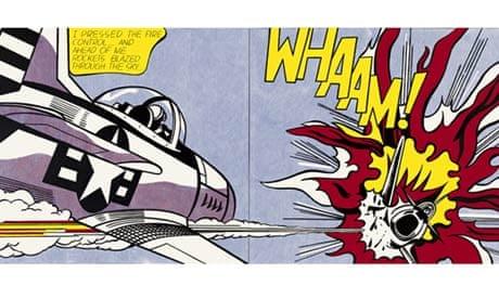 Roy Lichtenstein: stuck in the frame? | Art and design ...