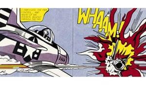 Whaam! by Roy Lichtenstein (1963)