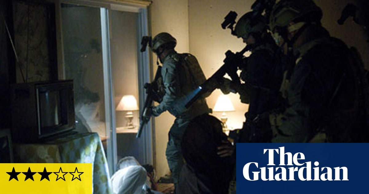 Seal Team 6: The Raid on Osama bin Laden – first look review