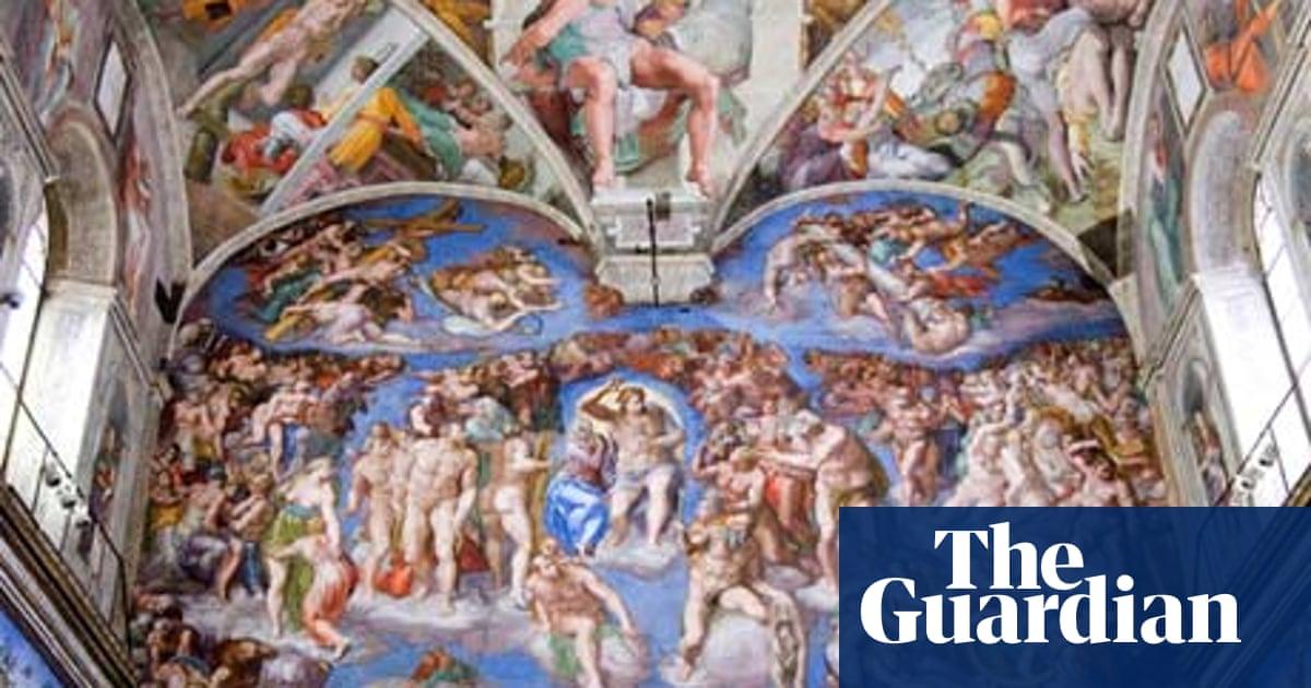 The Real Enemy Of Michelangelo S Sistine Art Isn T Us It S