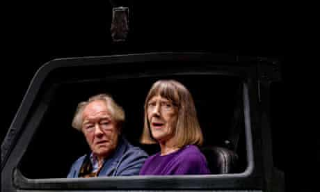 All That Fall - Michael Gambon and Eileen Atkins