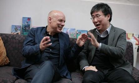 Eno and Chang inconversation