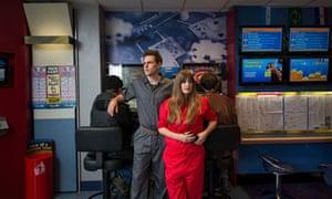 Morgan Lloyd and Kate Bond, co-creators of You Me Bum Bum Train