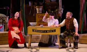 The Borrowers at Northern Stage