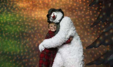 The Snowman at the Peacock Theatre, London