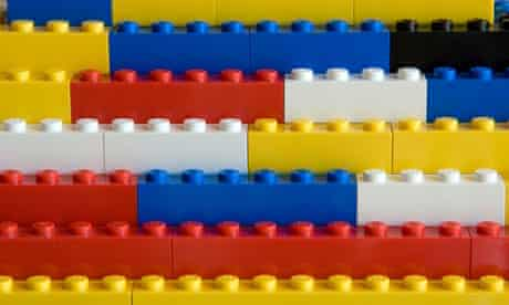 Fits the bill … a stack of Lego blocks.