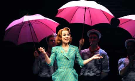 The Umbrellas of Cherbourg by Kneehigh at the Gielgud theatre