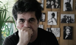 Iranian film-maker Jafar Panahi in his documentary This Is Not a Film (2011)