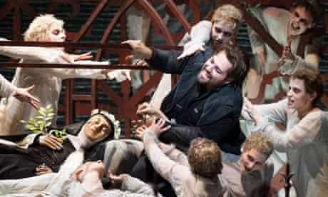 Robert le Diable at the Royal Opera House, London.
