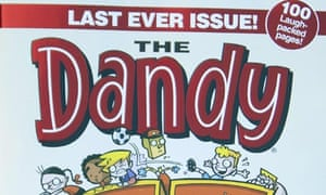 The Dandy last edition