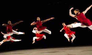 Richard Alston Dance Company: A Ceremony of Carols