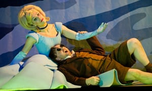 The Tales of Hoffmann: Barry Banks as Hoffmann and Georgia Jarman as Olympia