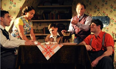 Chicken Soup with Barley by Arnold Wesker at the Royal Court theatre