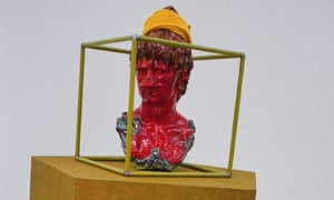 Omar (Emergent) 2008 by Steven Claydon