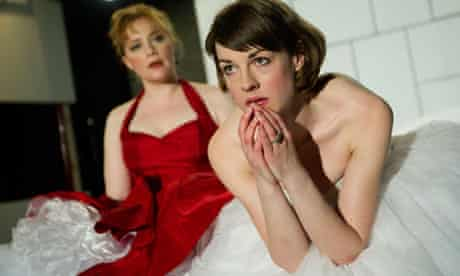 Charlotte Lucas and Jessica Raine in The Changeling