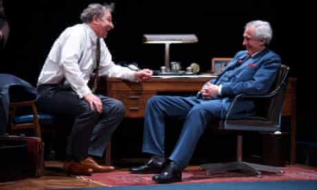 Richard Hope and Patrick Drury in Democracy