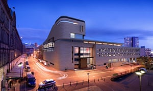 The right note … Roger Stephenson's new Chetham's School of Music