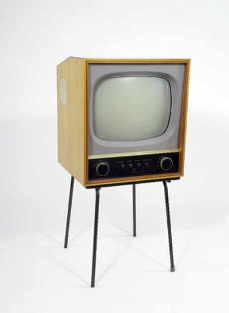 Robin Day's CS17 television from 1957