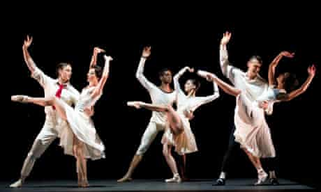 English National Ballet perform Vaslav Ninjinsky's Jeux