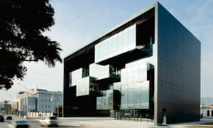 Constructive criticism: The Prosecutor's Office by Architects of Invention