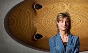 Constructive criticism: Amanda Levete, architect