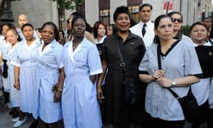 Maids from New york housekeeping union p