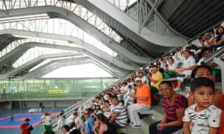 Coliseos Juegos Suramericanos in Medellin