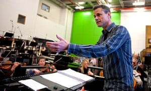 Olivier Awards 2012 - orchestra rehearsals