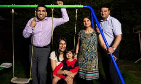 Vinay and Jaymini Parmar, India etc