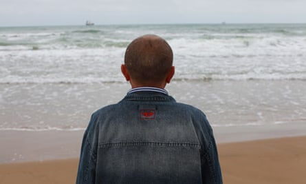 Sophie Calle's best shot - an Turkish man seeing the sea for the first time