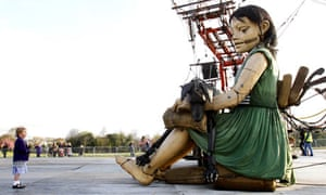 Sea Odyssey puppet
