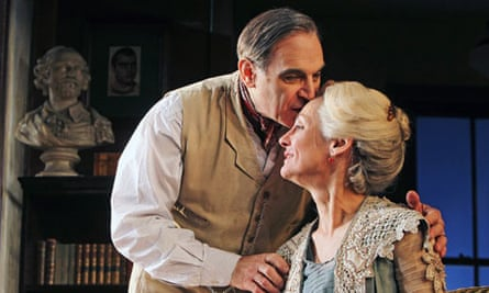 David Suchet in A Long Day's Journey into Night