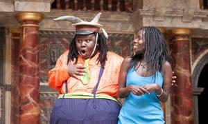 Merry Wives of Windsor - World Shakespeare Festival