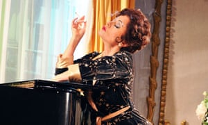 Tracie Bennett (Judy Garland) in End of the Rainbow